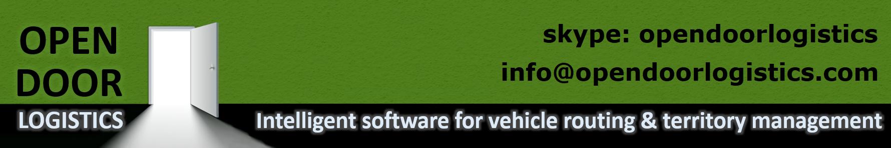 Open Door Logistics - Intelligent software for vehicle